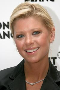 Tara Reid at the celebration brunch in honor of the publication of