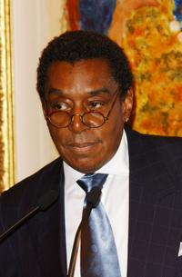 Don Cornelius at the Soul Train Lady Of Soul Awards Nominations.