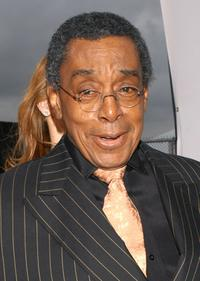 Don Cornelius at the 2005 TV Land Awards.