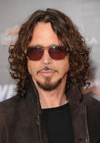 Chris Cornell at the California premiere of