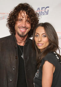 Chris Cornell and Guest at the 2009 MusiCares