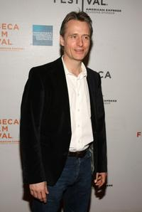 Linus Roache at the premiere of
