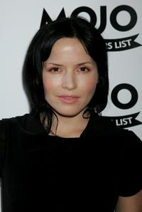 Andrea Corr at the MOJO Honours List Awards.