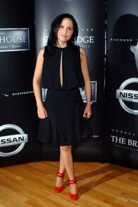 Andrea Corr at the premiere of