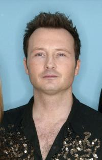 Jim Corr at the 95.8 Capital FM's Party.