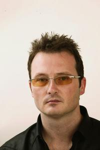 Jim Corr at the