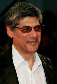 Georges Corraface at the premier for