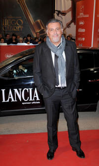 Andrea Roncato at the Italy premiere of