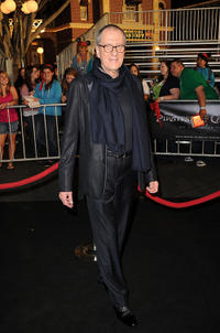 Geoffrey Rush at the California premiere of