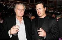 Joe Cortese and Patrick Warburton at the 6th Annual Beverly Hills Film Festival opening night after party.