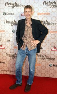Andreas Schmidt at the premiere of