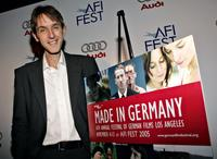 Andreas Schmidt at the screening of