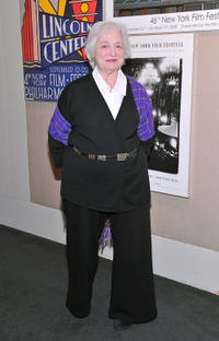 Rebecca Schull at the New York premiere of