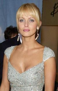 Izabella Scorupco at the Carousel of Hope Ball.