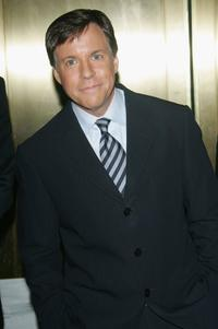Bob Costas at the NBC Primetime Preview 2006-2007.