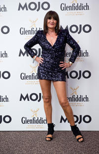 Sandie Shaw at the Glenfiddich Mojo Honours List 2011.