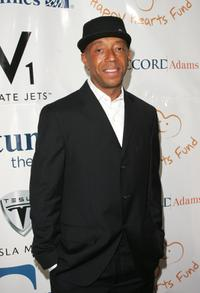 Russell Simmons at the
