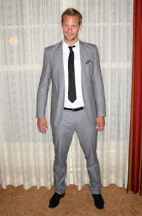 Alexander Skarsgard at the 25th Annual Television Critics Association Awards.
