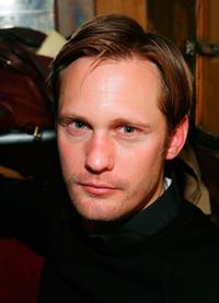 Alexander Skarsgard at the launch of the fourth issue of The Last Magazine.