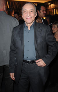 Sergio Solli at the cocktail party by Lancia Cafe during the 6th Rome Film Festival.