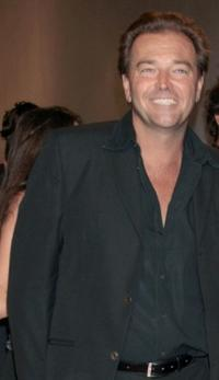 Sebastiano Somma at the David di Donatello 2007 Italian Awards.