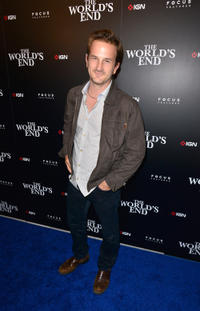 Richard Speight, Jr. at the IGN and Focus Features Comic-Con 2013 Party.