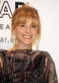 Clotilde Courau at the amfAR's Inaugural Cinema Against AIDS.