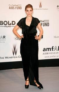 Clotilde Courau at the Cinema Against Aids 2007 in aid of amfAR.