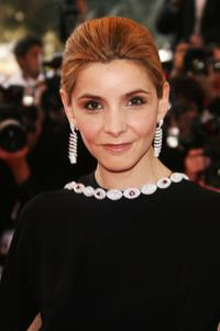 Clotilde Courau at the premiere of