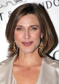 Brenda Strong at the party to celebrate the publication of
