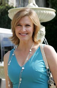 Brenda Strong at the 12th Annual Safari Brunch.