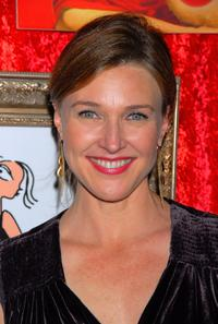 Brenda Strong at the celebration of