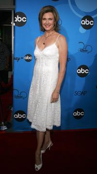 Brenda Strong at the Disney - ABC Television Group All Star party.