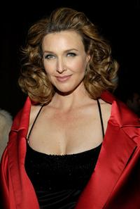 Brenda Strong at the 9th annual Costume Designers Guild Awards VIP reception.