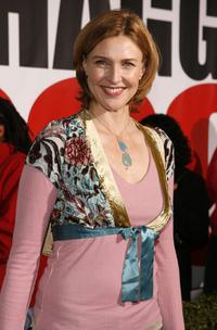 Brenda Strong at the premiere of