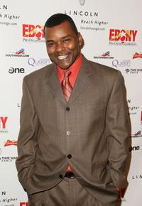 Gary Sturgis at the Ebony Magazine Pre-Oscar Celebration-Take 4.