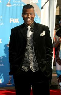 Gary Sturgis at the 38th annual NAACP Image Awards.