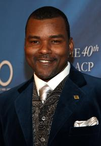 Gary Sturgis at the 40th NAACP Image Awards.