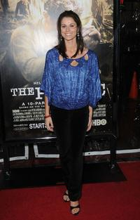 Jennifer Taylor at the premiere of