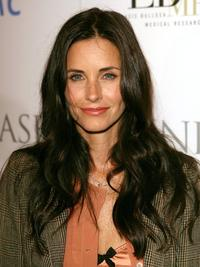 Courteney Cox Arquette at