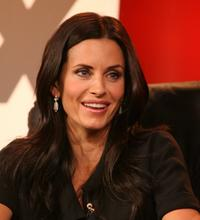 Courteney Cox Arquette at the 2007 Winter TCA Press Tour.