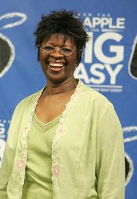 Irma Thomas at the