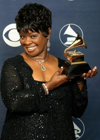 Irma Thomas at the 49th Annual Grammy Awards.