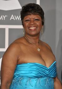 Irma Thomas at the 51st Annual Grammy Awards.