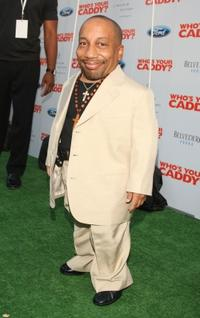 Tony Cox at the Los Angeles premiere of