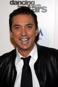 Bruno Tonioli at the after party of