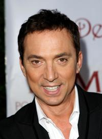 Bruno Tonioli at the Carrie Ann Inaba's birthday party.