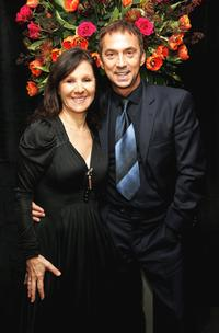 Arlene Phillips and Bruno Tonioli at the after party of the UK premiere of