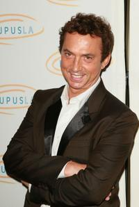 Bruno Tonioli at the Lupus LA's 2008 Orange Ball.
