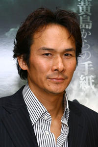 Tsuyoshi Ihara at the New York premiere of